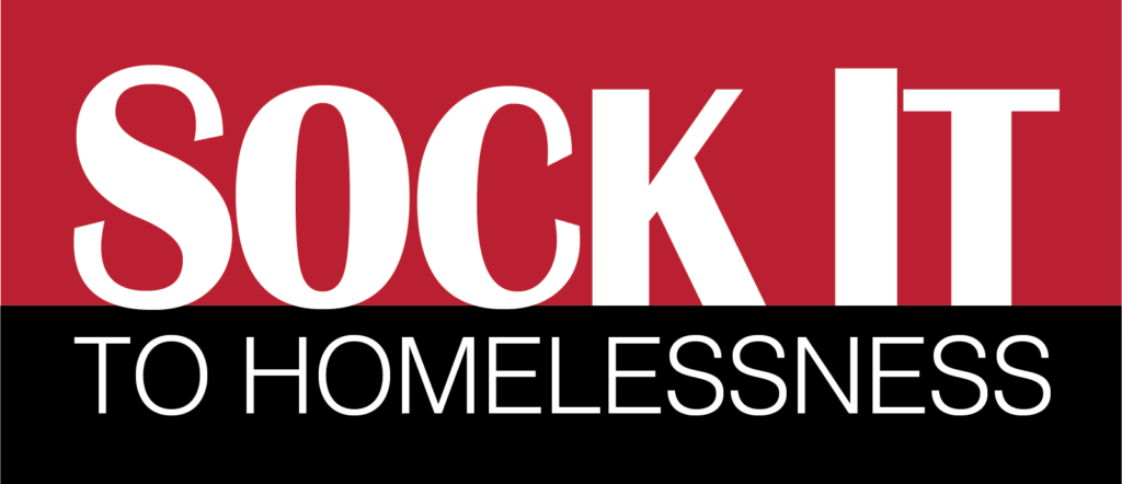 Sock It to Homelessness logo
